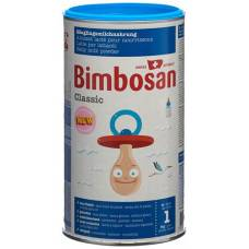 Bimbosan classic infant formula without palm oil 500 g ds