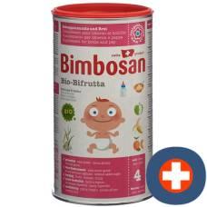 Bimbosan bio bifrutta plv rice + fruit ds 300 g