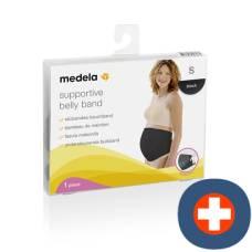 Medela supportive belly band s black