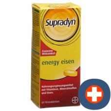 Supradyn energy iron filmtabl ds 60 pcs