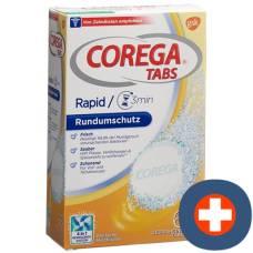 Corega rapid 66 pcs