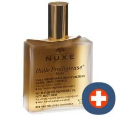 Nuxe huile prodigieuse riche 100 ml