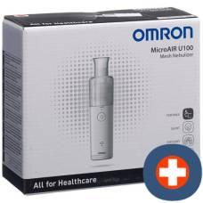 Omron inhaler microair u100 ultrasonic