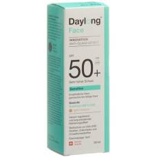 Daylong sensitive face tinted bb fluid spf50 + disp 50 ml
