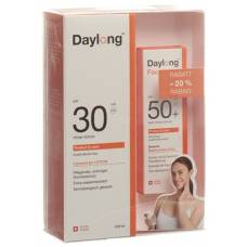 Daylong protect & care face fluid spf50 + 50ml + & body spf30 200ml - 20%