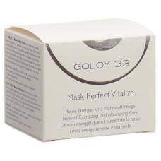 Goloy 33 mask perfect vitalize pot 50 ml