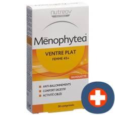 Menophytea flat stomach gélules blist 30 pcs