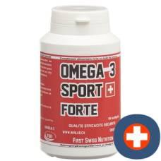 Omega-3 sport forte cape fsn 1000 mg 60 pcs