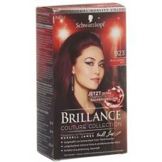Brillance 923 couture collection burgundy