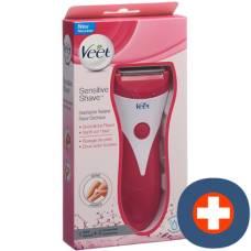 Veet sensitive shave electric razor