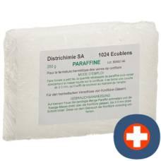 Paraffin solid districhemie einmachparaffin 250 g