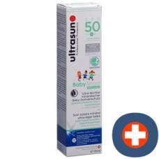 Ultrasun baby mineral spf50 tb 100 ml