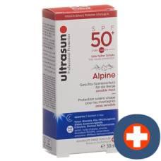Ultrasun alpine spf50 + tb 30 ml