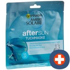 Ambre solaire after sun mask tissue btl 32 g