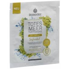 Dermasel cloth mask cell protect sea fennel btl