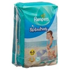 Pampers splashers gr4-5 carrying pack 11 pcs