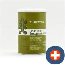 Harmona spread spicy organic ds 200 g