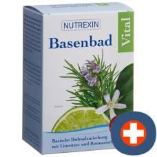 Nutrexin alkaline bath vital 6 btl 60 g