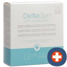 Deflagyn vaginal gel (28 applicators) 150 ml