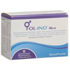 Fol-ino men plv btl 30 pcs
