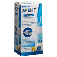 Avent philips anti-colic bottles with airfree valve 125ml