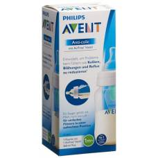 Avent philips anti-colic bottles with airfree valve 260ml