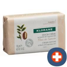Klorane cream soap cupuaçublüte 100 g