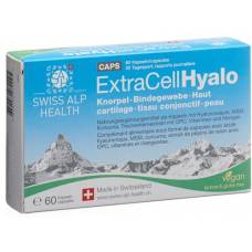 Extra cell hyalo kaps 60 pcs