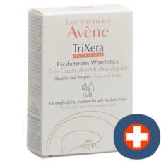 Avene trixera back greasy cleansing bar 100g