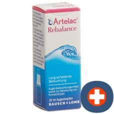 Artelac rebalance gd opht fl 10 ml