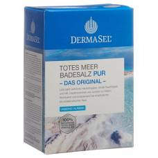 Dermasel bath salts pur french german italian carton 1.5 kg
