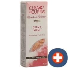 Cera di cupra crema mani tb 75 ml