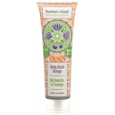 + human child bodywash tb orange 250 ml