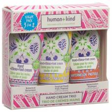 + human child hand cream trio 3 tb 50 ml