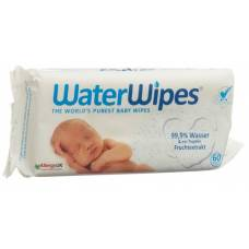 Water wipes wet wipes 60 pcs