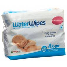 Water wipes wet wipes 240 pcs