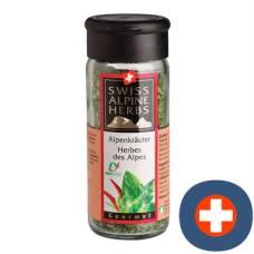 Swissalpine herbs alpenkräuter bud ch glass 12 g