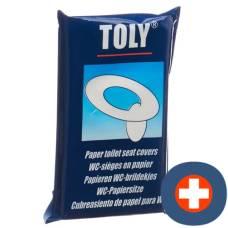 Toly toilet paper seats btl 10 pcs