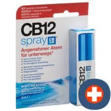 Cb12 spray mint / menthol 15 ml