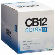 Cb12 spray steller mint / menthol german / french 6 pieces