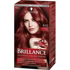 Brillance 842 cashmere red