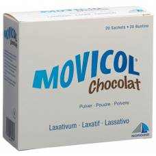 Movicol chocolat plv battalion 100 pcs