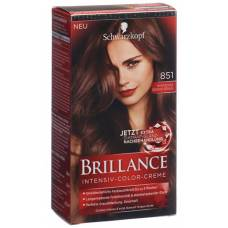 Brillance 851 mystery chocolate brown