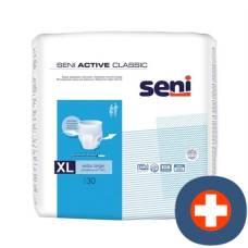 Seni active classic xl 30 pc