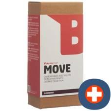 Beaster move premium carbohydrate beverage powder elderberry 840g