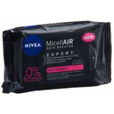 Nivea skin breathe micellair expert micelles cleaning wipes 20 pcs