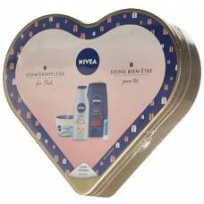 Nivea gift heart box 2018