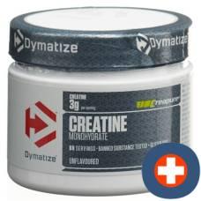 Dymatize creatine micronized new packaging 300 g