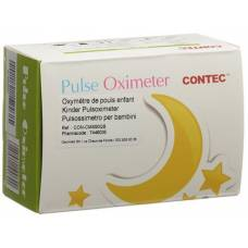 Contec pulse oximeter for children 10 kg incl. battery and charger