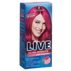 Live color ultra bright 93 shocking pink